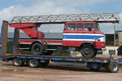 Transport alter W50 Krahn