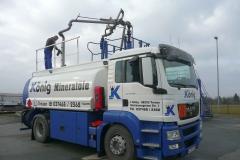 Tankerbefüllung