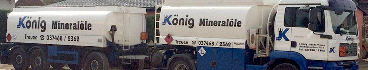 König Mineralöle